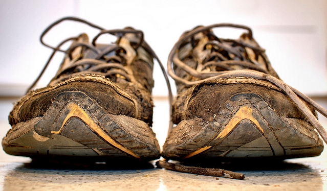 Why Some People Can't Give Up Their Old Shoes (A Letter From A Patient).