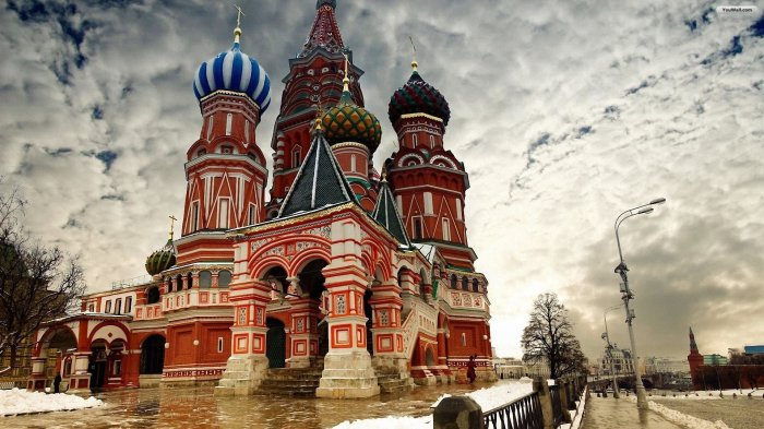 10 Things I learned traveling inRussia.